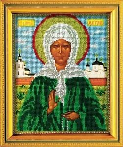 Изображение Икона Святая Матрона