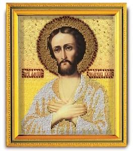 Изображение Икона Преподобный Алексий Человек Божий