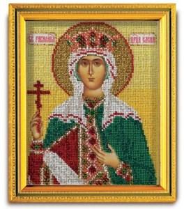 Изображение Икона Святая Равнопрестольная Царица Елена