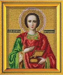 Изображение Икона Святой Великомученик Пантелеймон