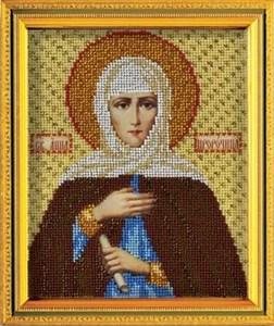 Изображение Икона Святая Анна Пророчица