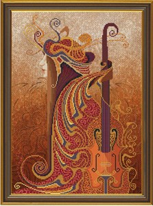 Изображение Музыка чувств. Скрипка