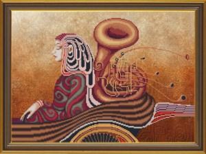 Изображение Музыка чувств. Труба