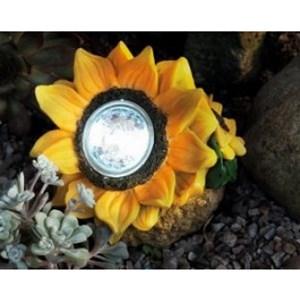 Изображение Светильник на солн батарее-цветок 16cm x 12.5cm
