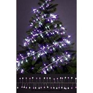 "Изображение Гирлянда уличная ""Пучок"" 384 LED  цвет пурпур"
