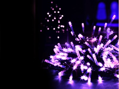 Изображение Гирлянда уличная 120 LED  Colour Morphing