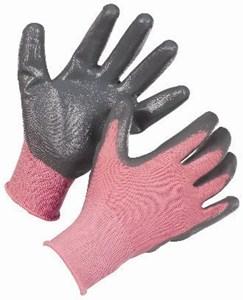Изображение Перчатки женские для прополки и других садовых работ, нейлон