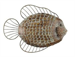 Изображение Декор настенный Рыба 45cm x 35cm