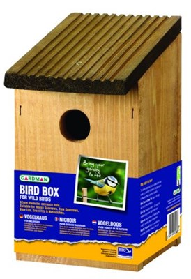 Изображение Домик для птиц, дерево