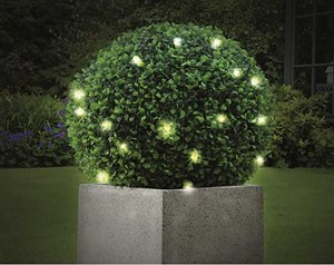 Изображение Искусственное растение Topiary Ball 30cm 20LED