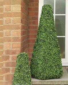 Изображение Искусственное растение лиственное Topiary Obelisk 100cm
