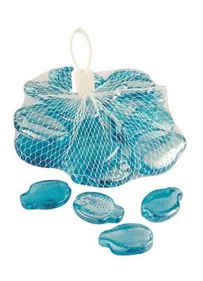 Изображение Камни декоративные стеклянные Fishes 1kg