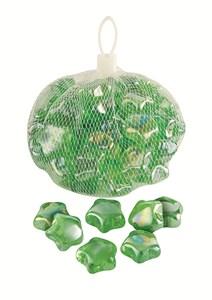 Изображение Камни декоративные стеклянные Stars 1kg