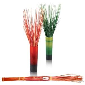 Изображение Композиция декоративная из прутьев 100cm красный