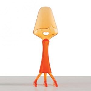 Изображение Совок-рыхлитель Sunnyboy оранжевый 23см пластик