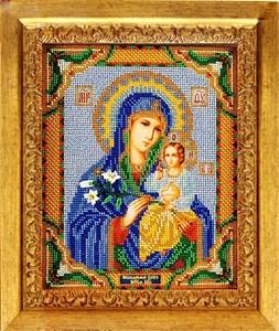 Изображение Икона Богородица Неувядаемый Цвет