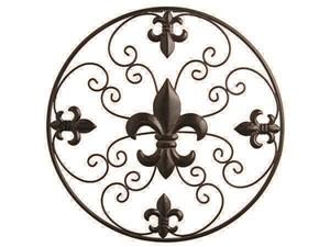 Изображение Декор настенный Versailles 35,5 см