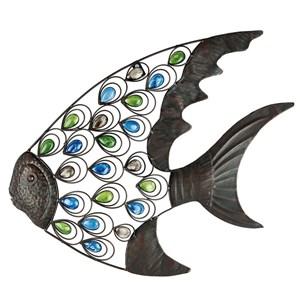 Изображение Декор настенный Тропическая рыба 52cm x 47cm