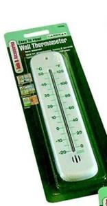 Изображение Термометр настенный 21 *4 см, пластик