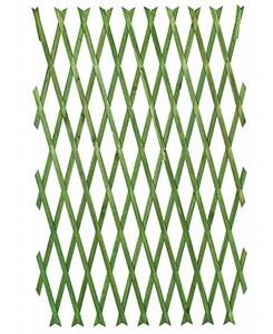 Изображение Решетка складная 1.8х0.3 зеленая, дерево