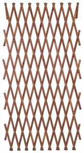 Изображение Решетка складная 1.8х0.6 коричневая, дерево