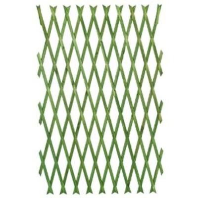 Изображение Решетка складная 1.8х1.2 зеленая, дерево