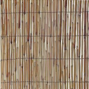 Изображение Ширма из тростника 4х1м