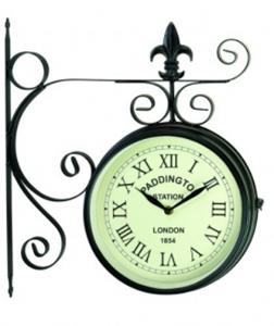 Изображение Часы на кронштейне Paddington 22,5cм