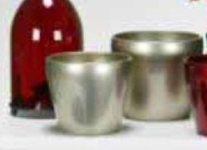 Изображение Кашпо  800 Vive Cream D13см, керамика