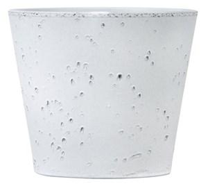 Изображение Кашпо 701 Roca Blanca D21см, керамика