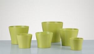 Изображение Кашпо 808 Granny Green D17cм, керамика