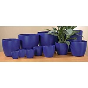 Изображение Кашпо для орхидеи 920 Meeresblau D33cм, керамика