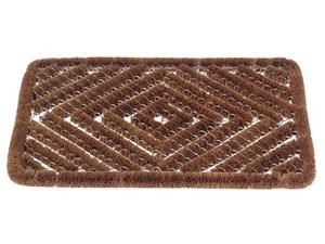 Изображение Коврик-скребок  для чистки обуви 40 х 60см, кокосовое волокно