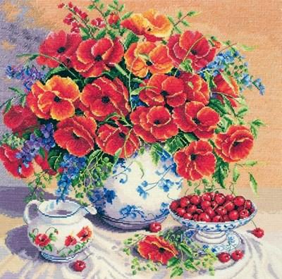 Изображение Алые цветы (Scarlatti)