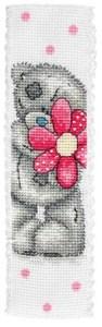 Изображение Цветочные объятия (Flower Hug) (Закладка)