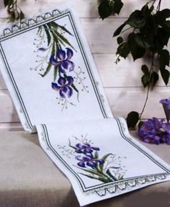 "Изображение Салфетка ""Ирисы"" (Irises) (Салфетка)"