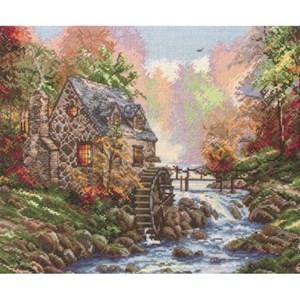 Изображение Водяная мельница(Cobblestone Mill)