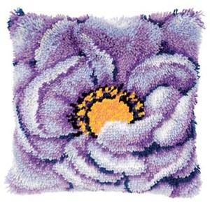 Изображение Лиловый цветок (подушка)