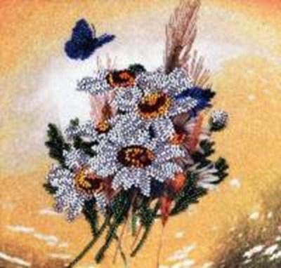 Изображение Букет ромашек