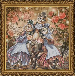 Изображение Дружное семейство