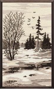Изображение Весна триптих №2