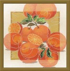 Изображение Дары садов. Апельсины