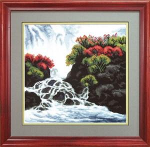 Изображение Весенний водопад
