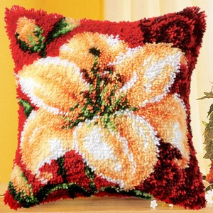 Изображение Белая лилия (коврик)