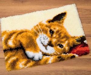 Изображение Играющий кот