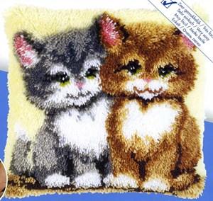 Изображение Котята (коврик)
