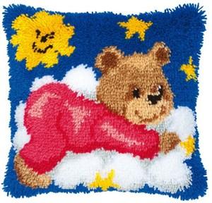 Изображение Медвежонок (девочка) (коврик)