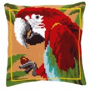 Изображение Красный ара (подушка) (Red Macaw)