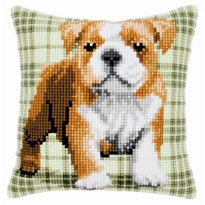 Изображение Английский бульдог (подушка) (English Bulldog)