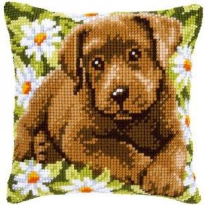 Изображение Щенок лабрадора (подушка) (Labrador Puppy)